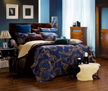 Duvet cover set Luxury Queen bedding Dolce Mela DM479Q