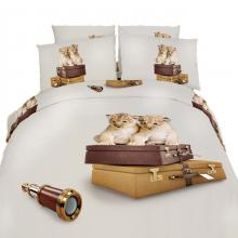 Duvet cover set Luxury Queen bedding Dolce Mela DM484Q