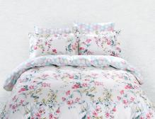 Duvet cover set Luxury Queen bedding Dolce Mela DM600Q