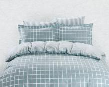 Duvet cover set Luxury Queen bedding Dolce Mela DM613Q
