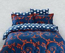 Duvet cover set Luxury Queen bedding Dolce Mela DM624Q