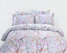 Duvet cover set Luxury Queen bedding Dolce Mela DM625Q