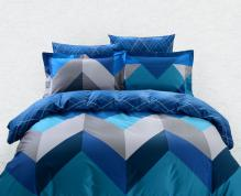 Duvet cover set Luxury Queen bedding Dolce Mela DM627Q