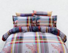 Duvet cover set Luxury Queen bedding Dolce Mela DM631Q