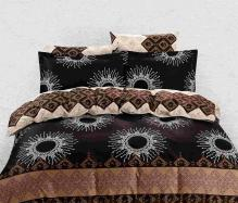 Duvet cover set Luxury Queen bedding Dolce Mela DM633Q