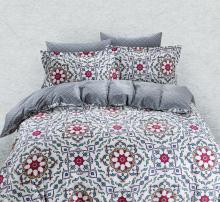 Duvet cover set Luxury Queen bedding Dolce Mela DM634Q