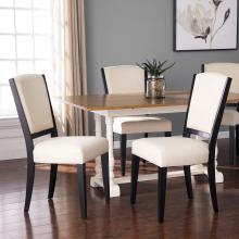 Drickstonly Upholstered Dining Chairs - 2pc Set