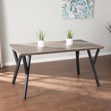 Waxholme Contemporary 5 Foot Dining Table