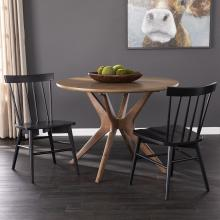 Wendlebury Black Dining Chair Set - 2pc