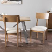 Hambleden Dining Chairs w/ Cushions - 2pc Set