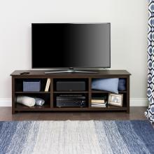 Prepac Sonoma 72 inch TV Stand, Espresso