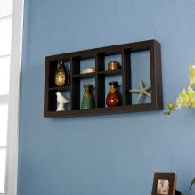 Taylor Display Shelf 24 - Chocolate