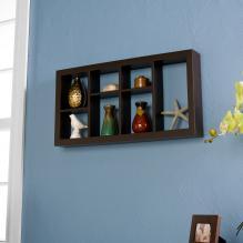Taylor Display Shelf 24 - Chocolate