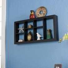 Taylor Display Shelf 24 - Black