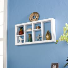 Taylor Display Shelf 24 - White