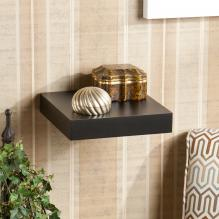 Chicago Floating Shelf 10 - Black