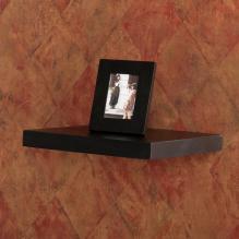 Aspen Floating Shelf 10-inch - Black