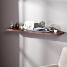 Aspen Floating Shelf 48-inch - Chocolate