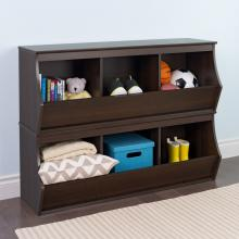 Fremont Stacked 6-Bin Storage Cubby