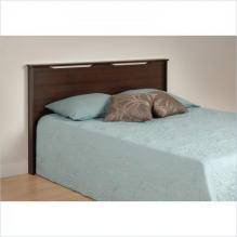 Espresso Full/QueenCoal Harbor Flat Panel Headboard