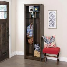 Space-Saving Entryway Organizer
