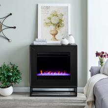 Frescan Color Changing Electric Fireplace