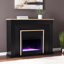 Cardington Color Changing Fireplace