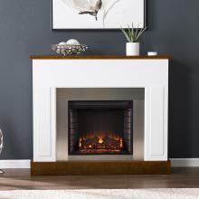 Eastrington Industrial Electric Fireplace