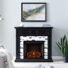 Drovling Marble Fireplace