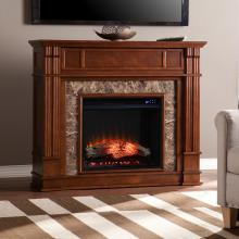 Highgate Media Electric Fireplace