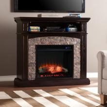 Grantham Convertible Electric Fireplace