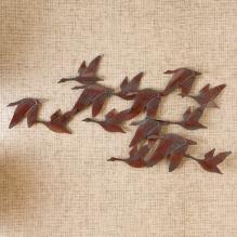 Flock of Geese Wall Art