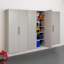 HangUps 108 Storage Cabinet Set E - 3pc
