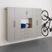HangUps 90 Storage Cabinet Set G - 4pc