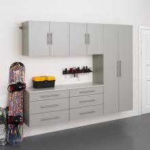HangUps 90 Storage Cabinet Set H - 5pc