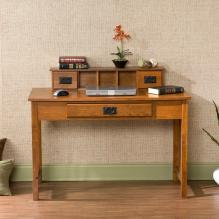Francisco Desk - Mission Oak