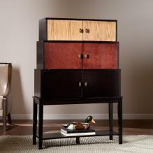 Wyman Tiered Storage Cabinet