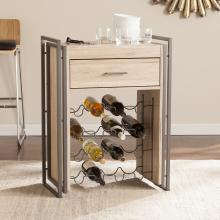 Alyssa Wine Storage Table