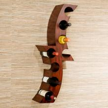 CALABRIA WALL-MOUNT WINE RACK