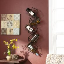 Marco Wall Mount Wine Storage