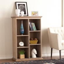 Midvale 45 Shelf - Burnt Oak