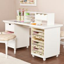 Anna Griffin Craft Room Desktop