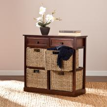 Kenton 4-Basket Storage Chest