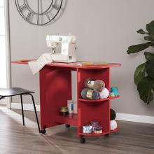 Expandable Rolling Sewing Table/Craft Station