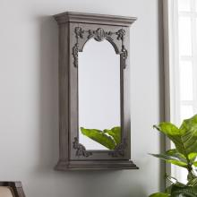 Julia Wall Mount Jewelry Mirror