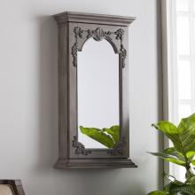 Julia Wall Mount Jewelry Mirror