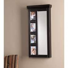 Moore Photo Jewelry Mirror - Black