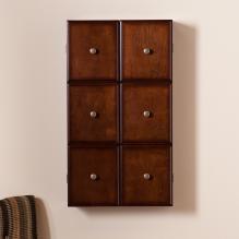 Dillan Faux Drawer Wall Mount Jewelry Armoire