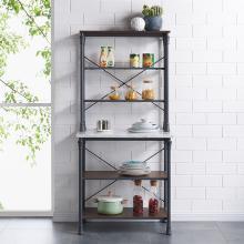 Pender Bakers Rack - Modern Farmhouse Style