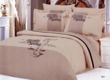 Golf Embroidered Duvet Cover Bed In Bag Set